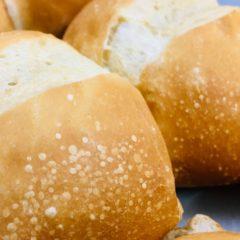 落花生パン(つぶつぶピーナッツクリームパン)